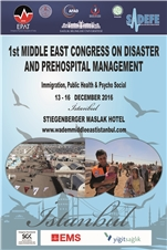 1st Middle East Congress on Disaster and Prehospital Management