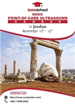 Basic Point of Care Ultrasound  Course Jordan