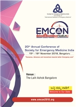 20th Annual Conference of Society for Emergency Medicine India ( SEMI )